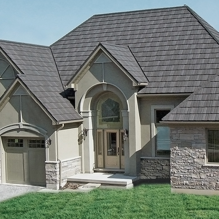 Metal Roof Styles : Metal roofing styles and colors erie rochester
